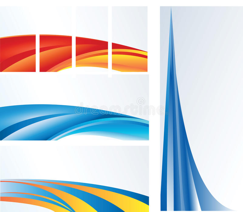 Download Abstract compositions stock vector. Image of business - 11819338