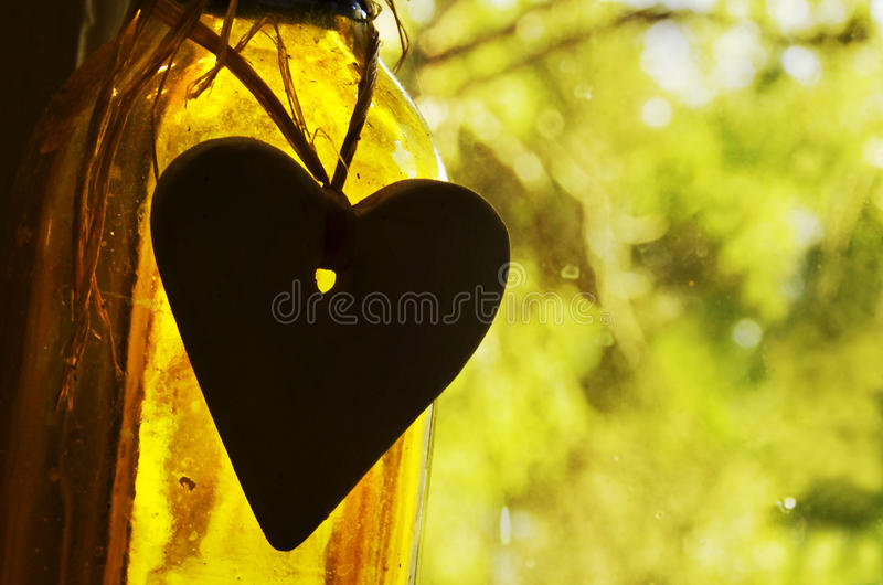 Abstract concept background inspirational quotes life, love, heart. An abstract background image with the concept of the seasons of the heart during our journey royalty free stock photo