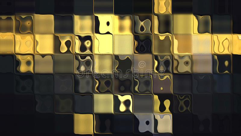 Abstract Cool Gold Graphic Beautiful elegant Illustration graphic art design Background. Abstract Cool Gold Graphic Background Beautiful elegant Illustration stock illustration