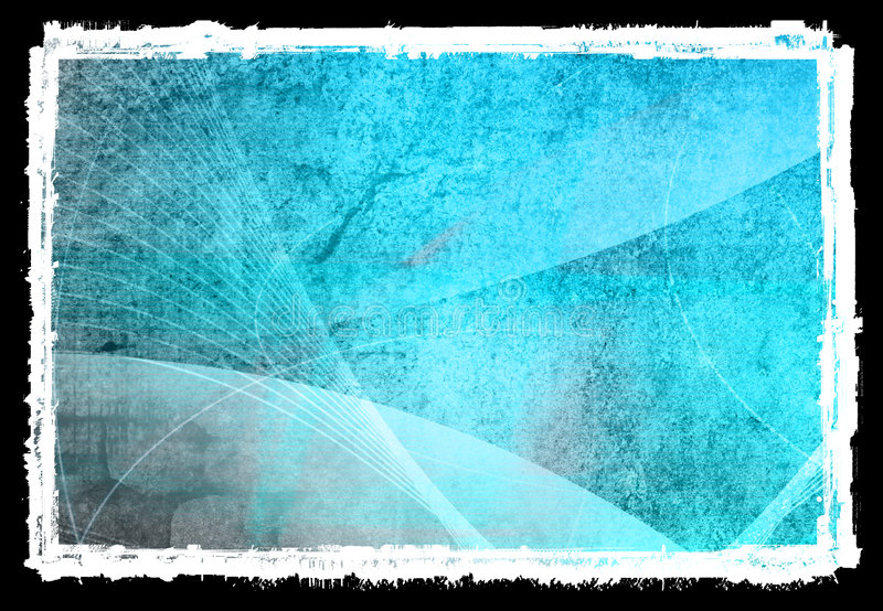 Abstract Cool waves. Background texture vector illustration