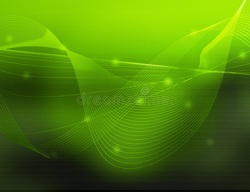 Download Abstract Cool waves stock illustration. Image of flowing - 3592703