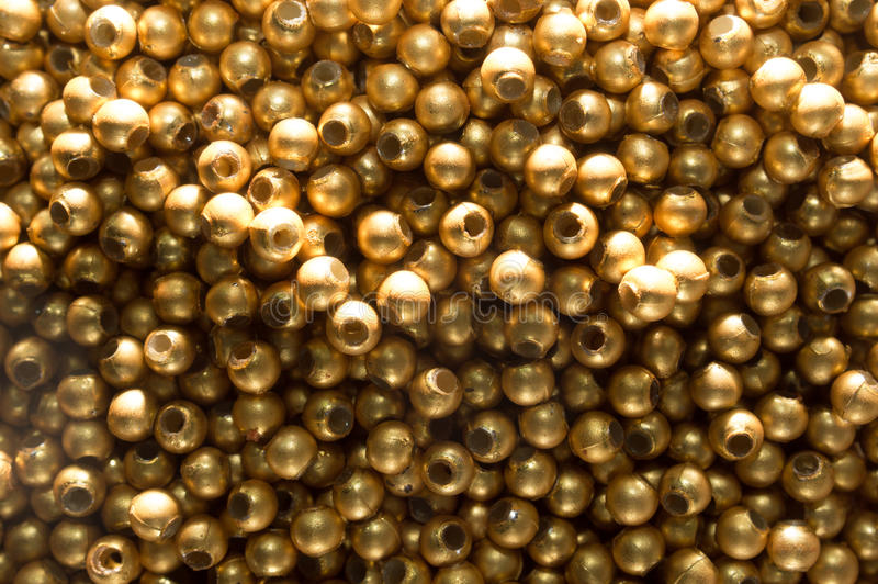 Download Abstract Copper Bead Background Stock Image - Image: 26601577