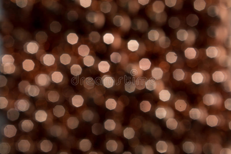 Download Abstract Copper Bokeh stock photo. Image of focus, lights - 26601244