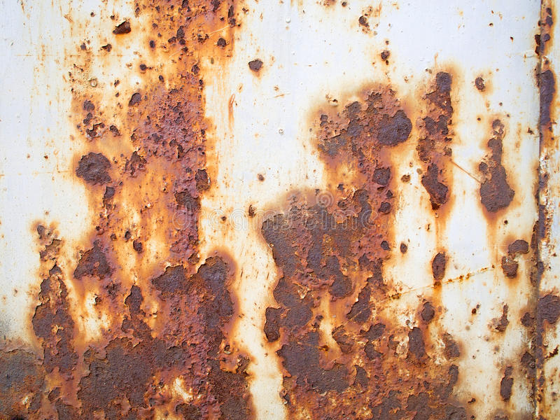 Abstract corroded colorful rust. Close up of abstract corroded colorful rust royalty free stock images
