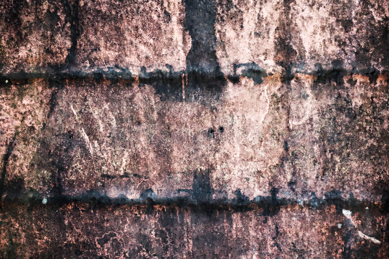 Abstract corroded colorful rusty metal background, rusty metal and sunset light in the middle stock images