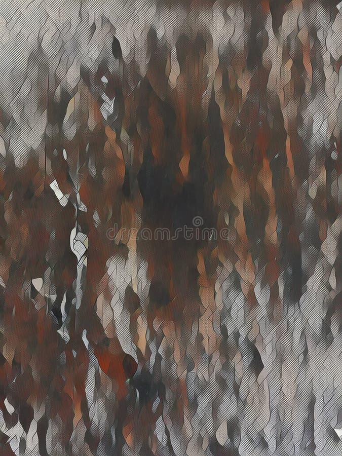Abstract creative background wallpaper illustration stock illustration