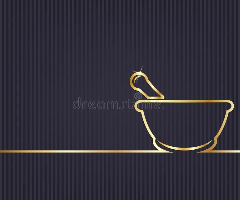 Abstract creative concept line draw background for web, mobile app, illustration template design, business infographic, page, stock illustration