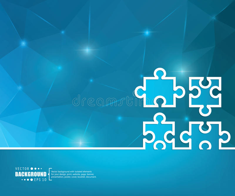 Abstract creative concept vector background. For web and mobile applications, illustration template design, business royalty free illustration