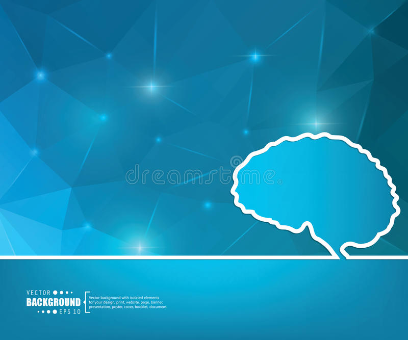 Abstract creative concept vector background. For web and mobile applications, illustration template design, business stock illustration