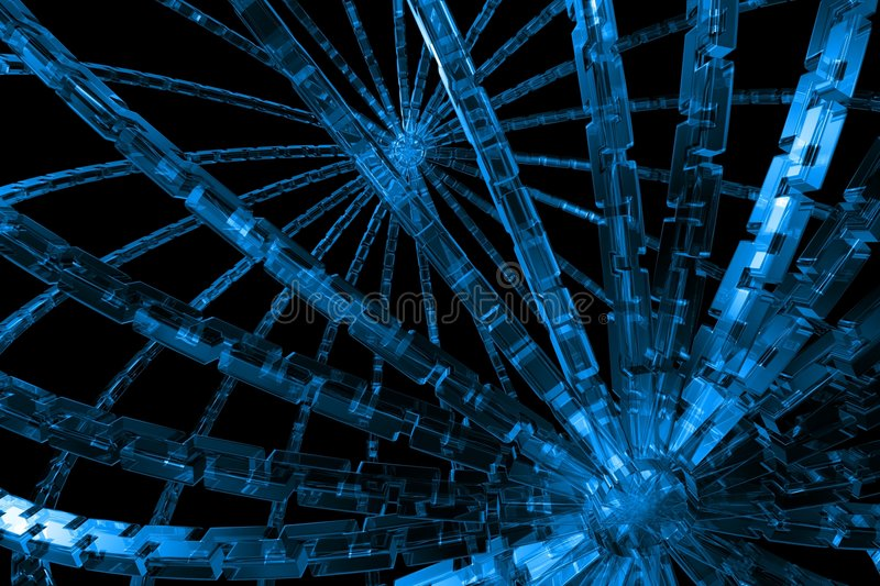 Download Abstract cubic cog wheel stock illustration. Illustration of image - 6349280