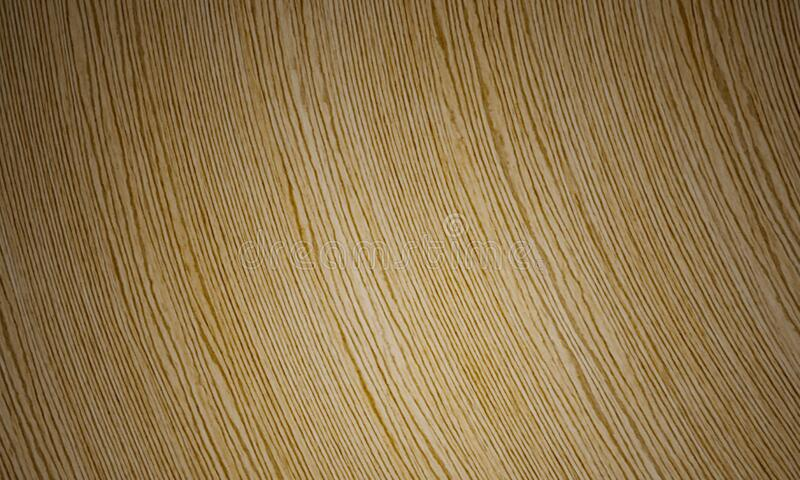 Abstract curve and  pattern look like  Wood grain use for background or wallpaper. Light soft wood surface and texture royalty free stock image