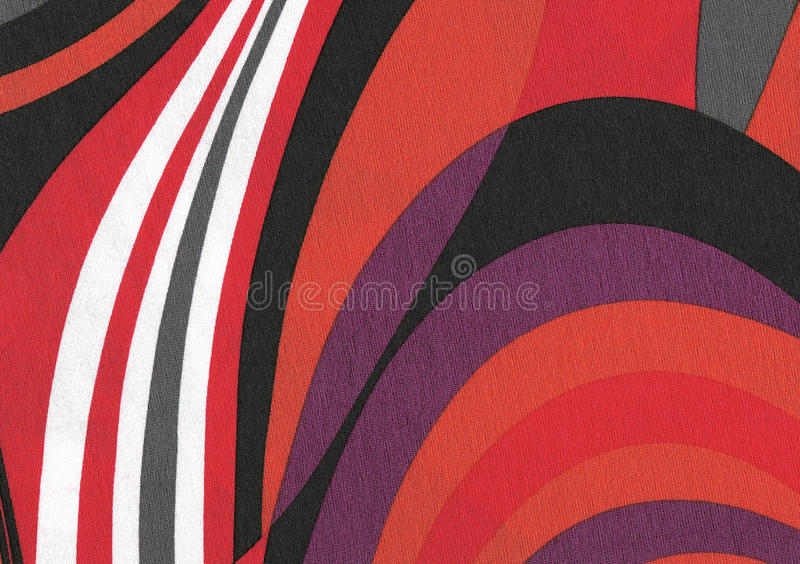 Abstract curves background. vector illustration