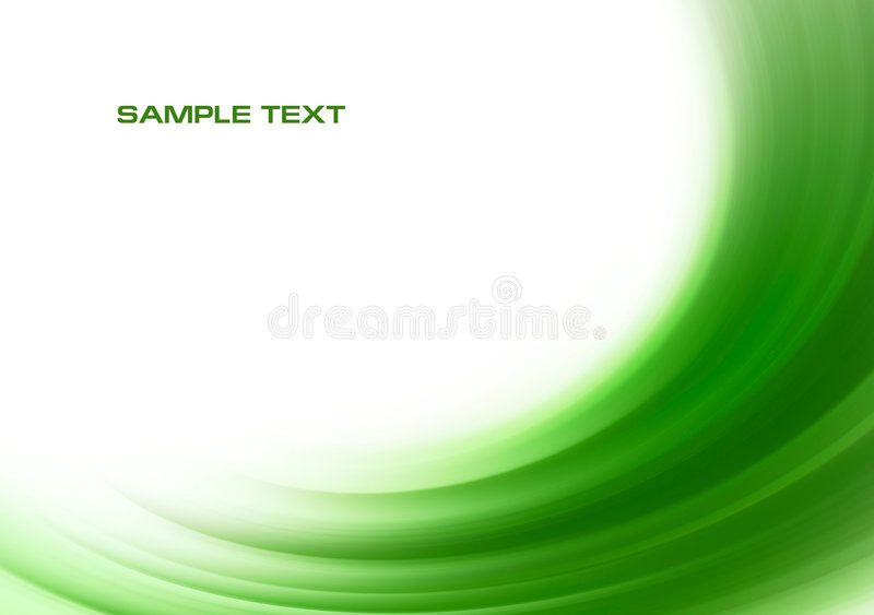 Abstract curves background. With space for text