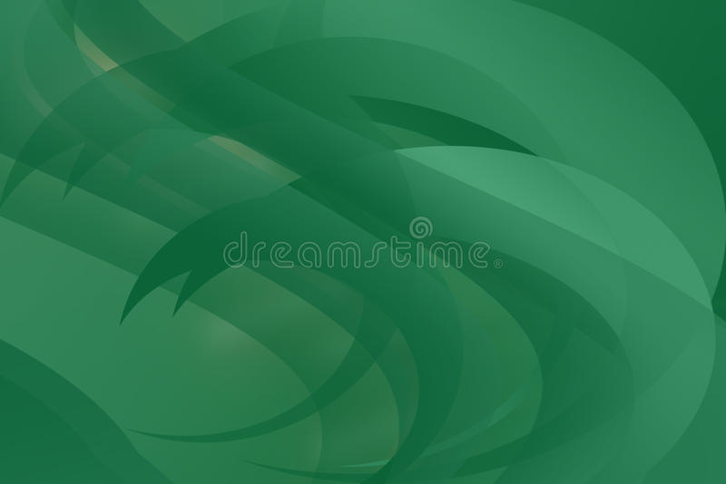 Download Abstract Curves And In Green Stock Photo - Image: 23536760