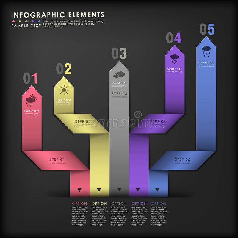 Download Abstract 3d Paper Infographics Stock Photos - Image: 35612233