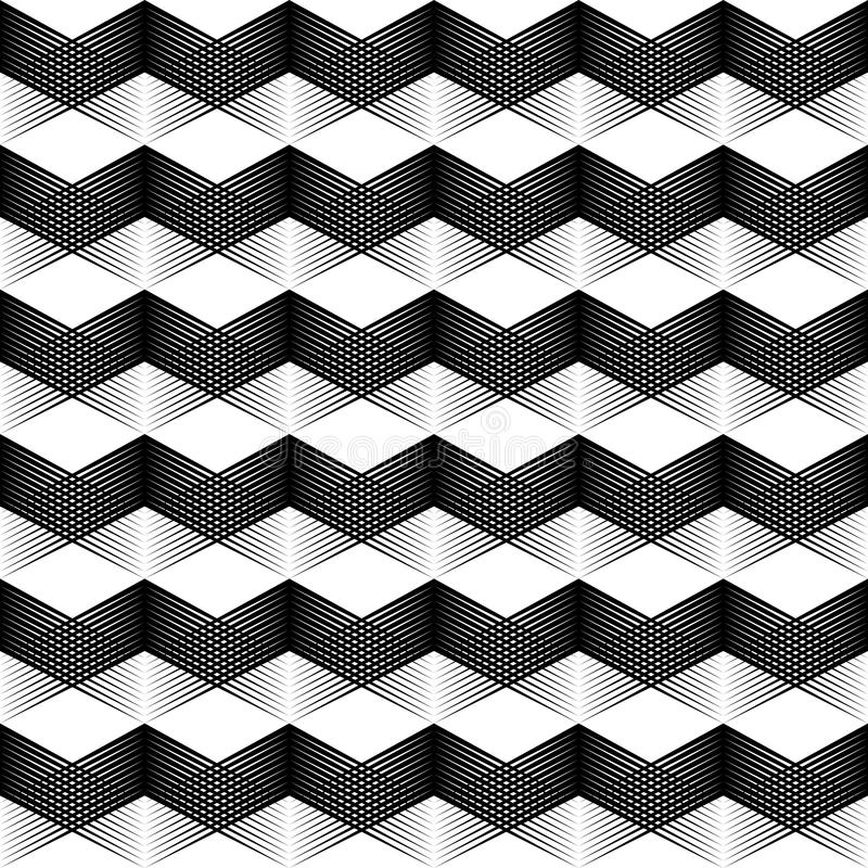 Seamless Cube Wallpaper Stock Vector