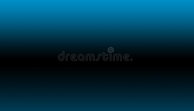 Abstract dark blue gradient for background texture. Wallpaper royalty free stock image