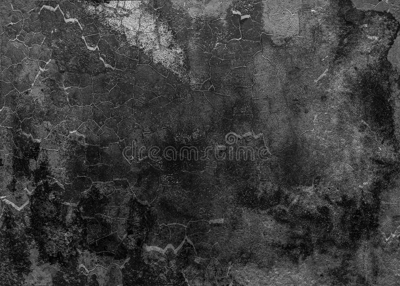 Download Abstract Dark Concrete Wall Texture Background For Interiors Wallpaper Deluxe Design Stock Image