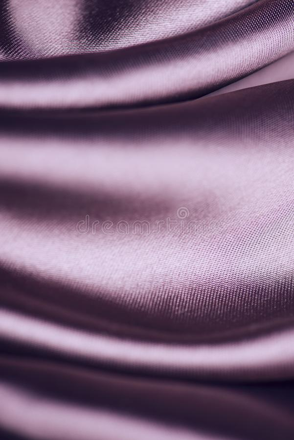 Dark purple fabric with drapery for background royalty free stock photo