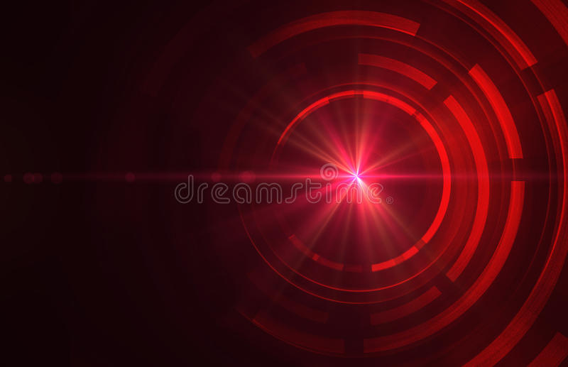 Download Abstract Dark Red Technical Background Stock Illustration - Image: 22680036