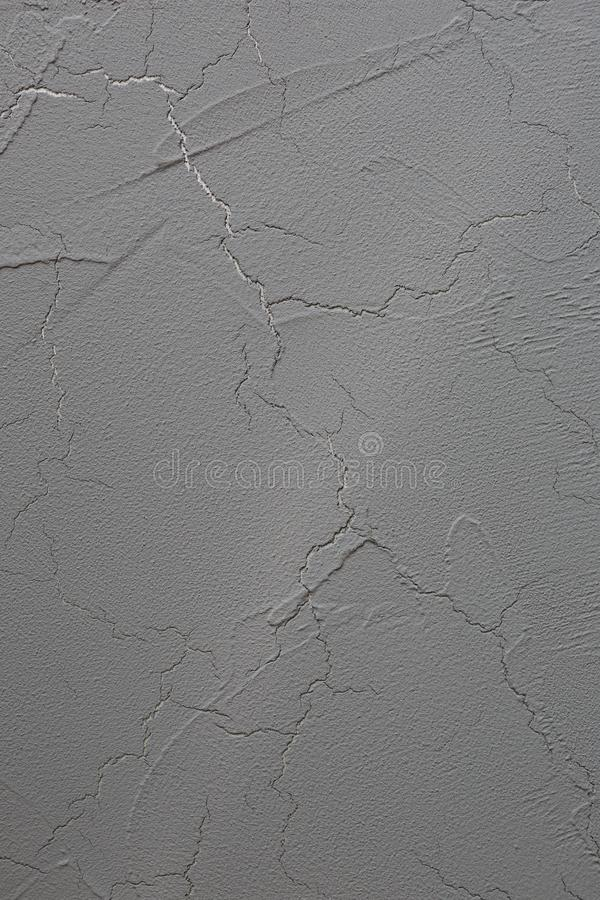 Abstract decorative plaster for the wall.  royalty free stock image