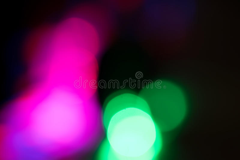 Abstract defocused blurry holiday bokeh texture background - Christmas royalty free stock image