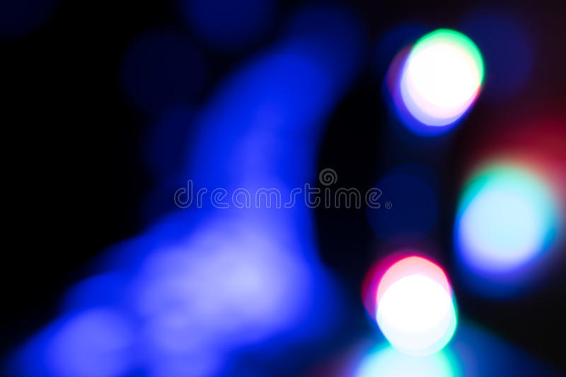 Abstract defocused blurry holiday bokeh texture background - Christmas royalty free stock photography
