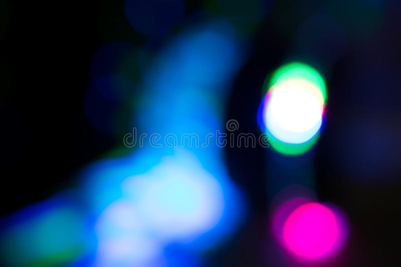 Abstract defocused blurry holiday bokeh texture background - Christmas stock photos