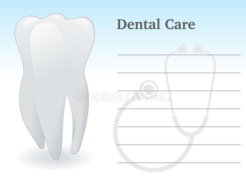 Abstract dentale care royalty free stock photos