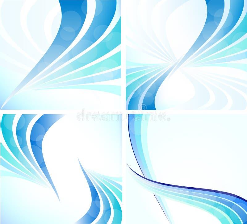 Abstract design stock illustration