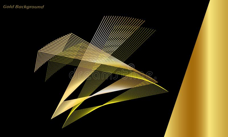 Abstract design art full color background war. Abstract design art full color blue background modern textura hd vector illustration