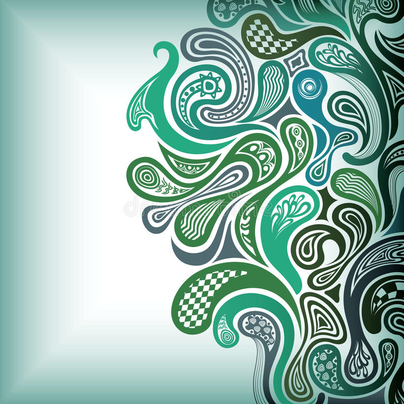 Abstract Design Background 2 vector illustration