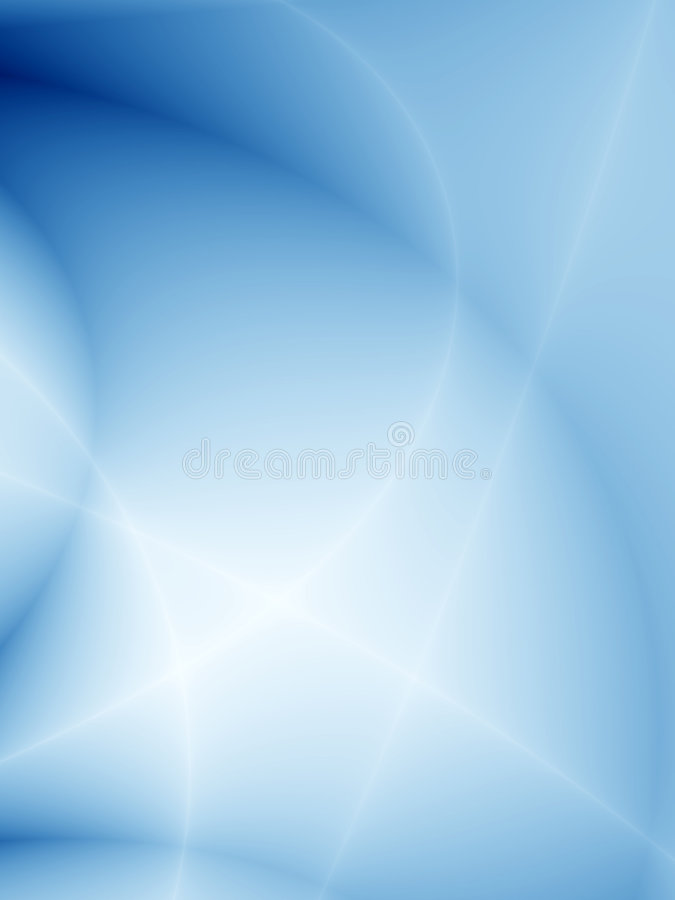 Abstract design background. Abstract design light blue background stock illustration