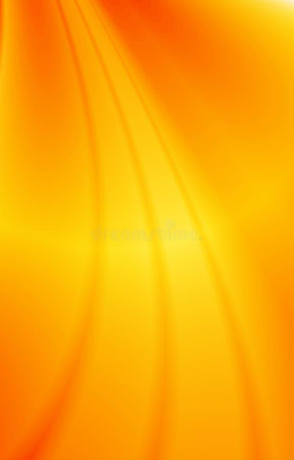 Abstract design background. Fractal illustration stock illustration