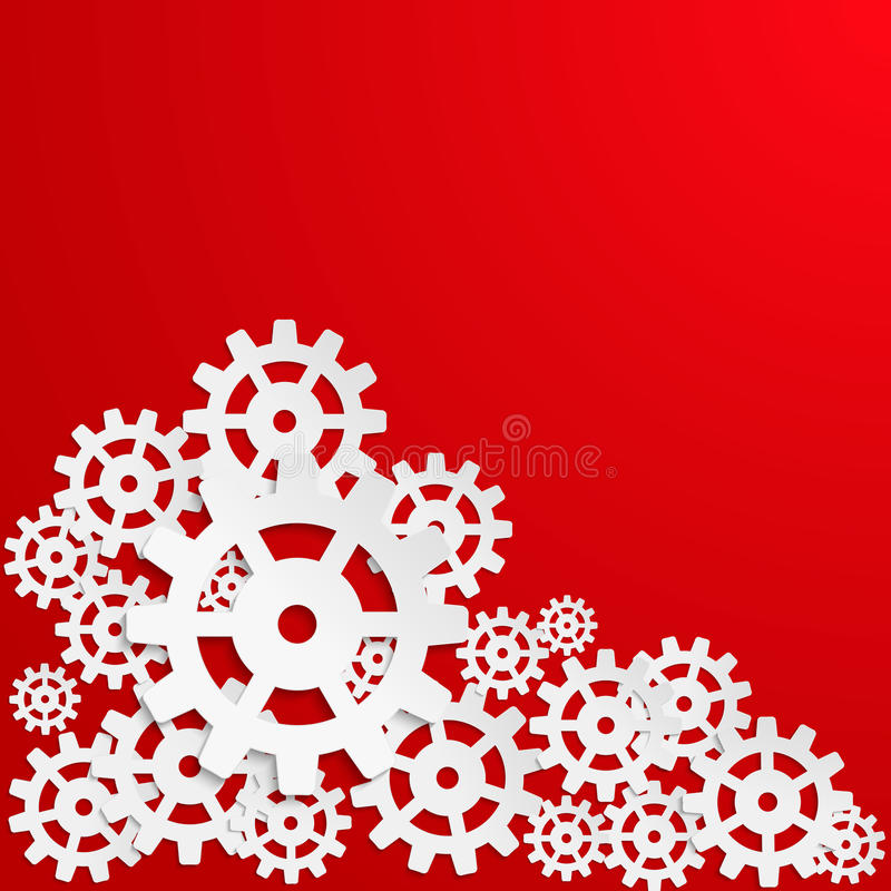 Download Abstract Design With Cog Wheel Stock Photos - Image: 33541863