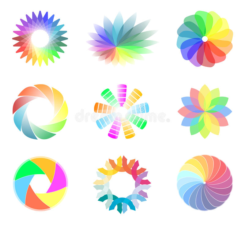 Free Abstract Design Elements Royalty Free Stock Photography - 21493257