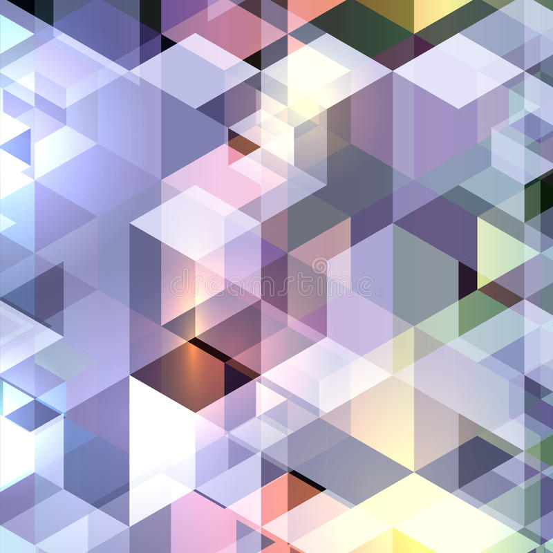 Abstract design background stock illustration