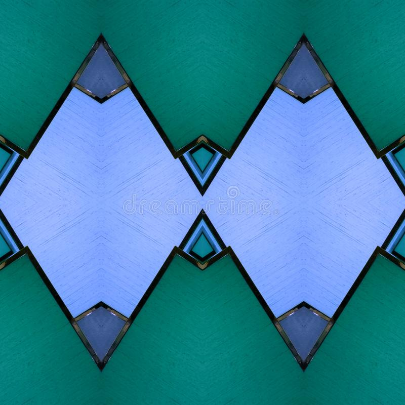Free Abstract Design With Opaque Glass In Green And Blue Colors, Background And Texture Royalty Free Stock Images - 143869659