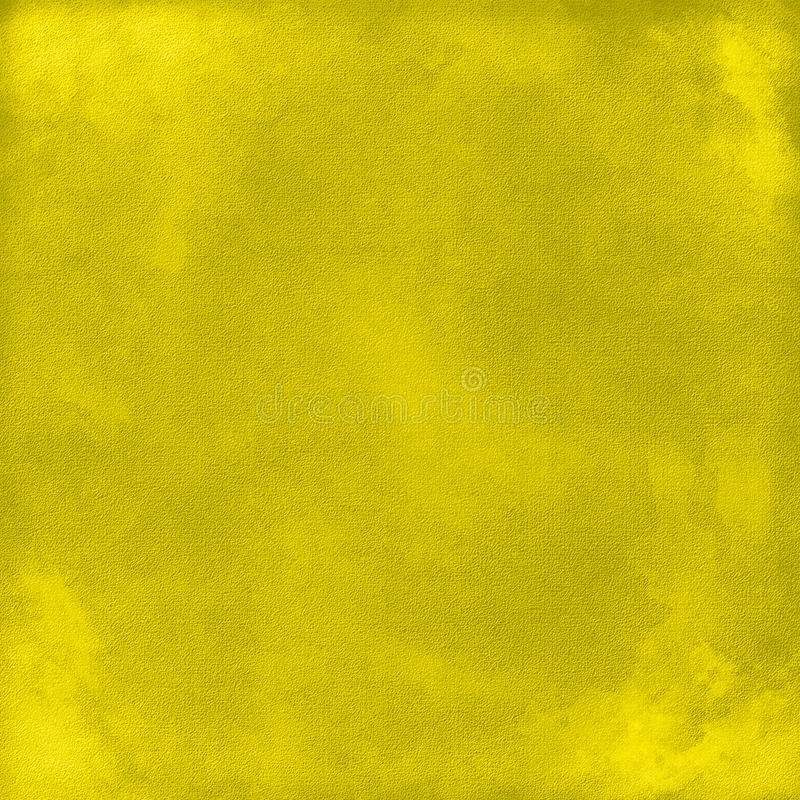 Abstract design yellow background. Texture stock illustration