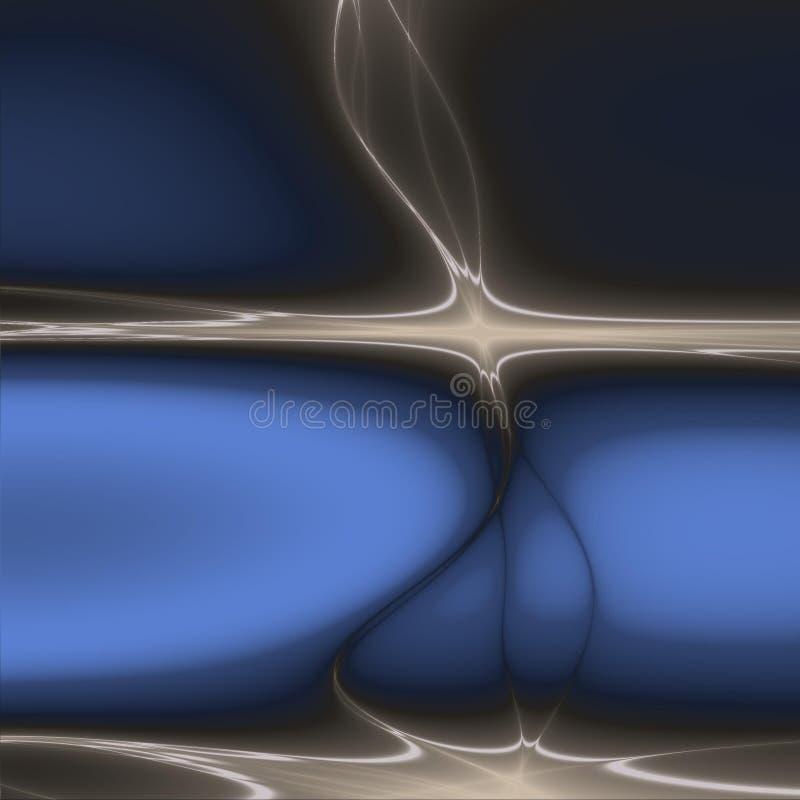 Abstract desktop royalty free illustration