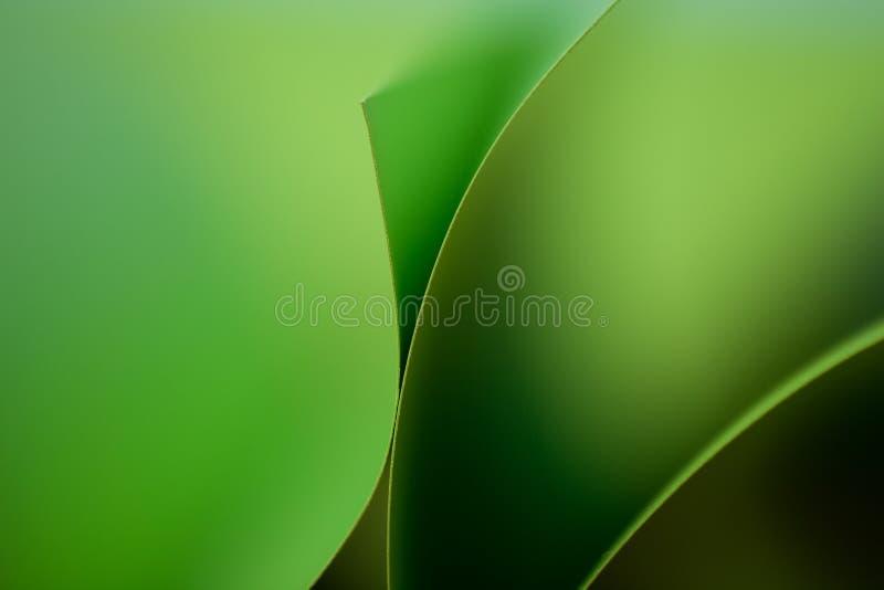 Abstract detail van gegolfte gekleurde document structuur stock foto's