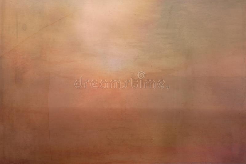 Abstract Digital Art Grunge Textured Effect Background royalty free stock photography