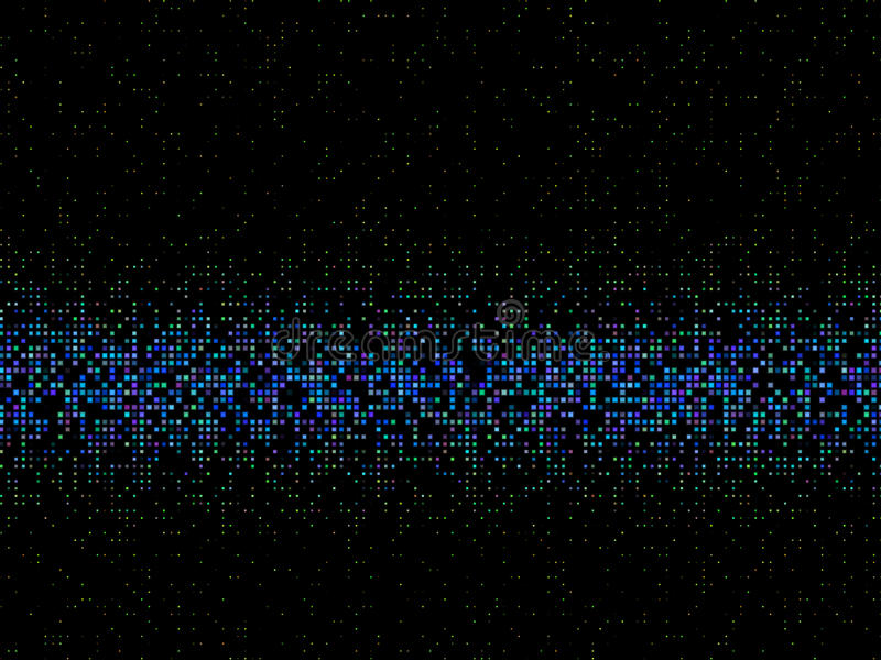 Abstract digital effect background royalty free stock photo