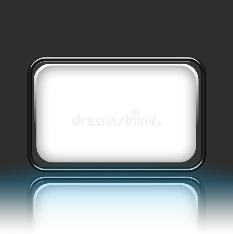 Download Abstract digital frame stock illustration. Illustration of modern - 10377564