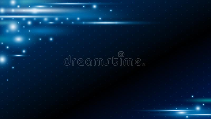 Abstract digital technology background design vector illustration royalty free stock photo