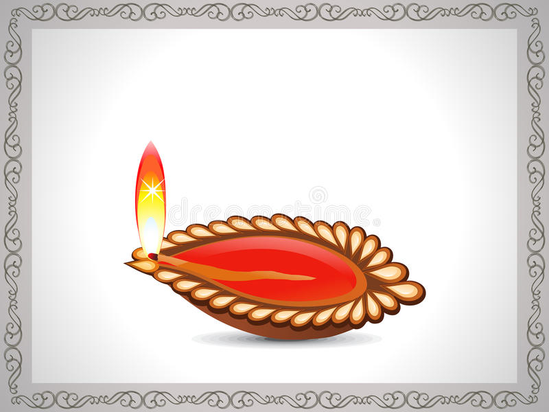 Abstract Diwali Deep Wallpaper Royalty Free Stock Images