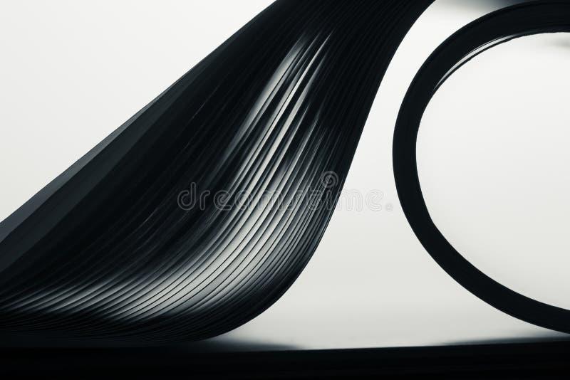 Abstract document stock illustratie