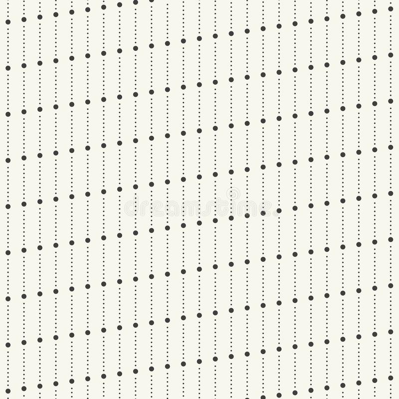 Abstract dot line straight lines pattern modern art design decoration. You can use for poster, ad, cover details. vector eps10 royalty free illustration