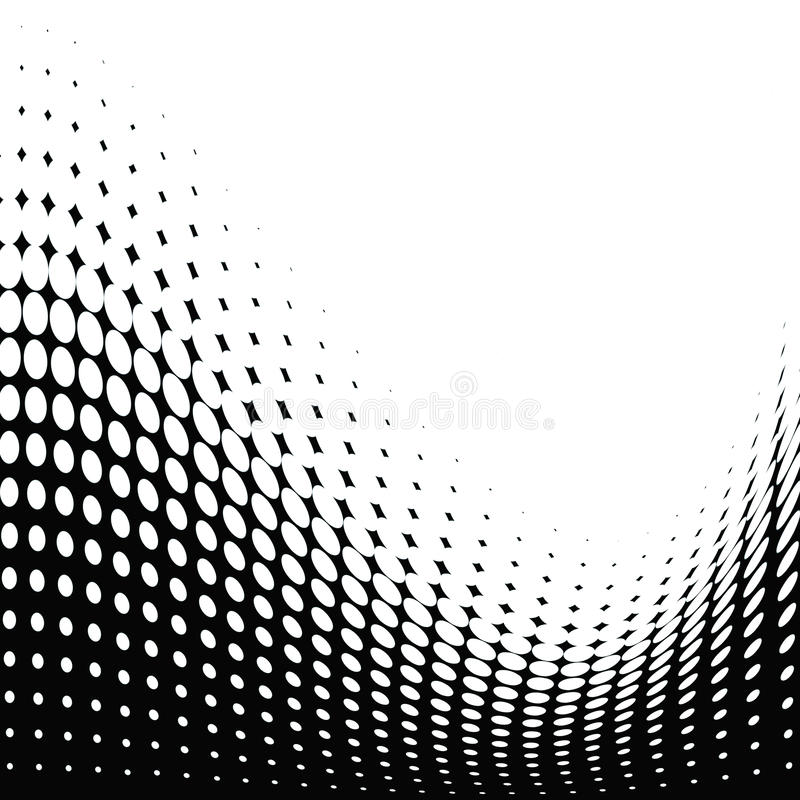 Abstract Dots Background Royalty Free Stock Image