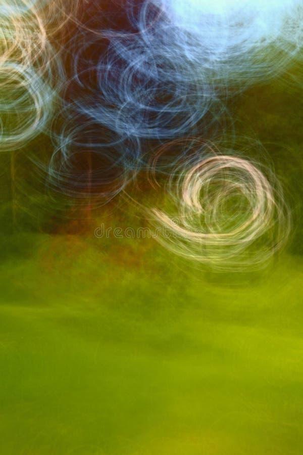 Abstract drawing camera royalty free stock photos